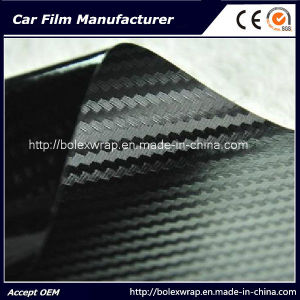 3D Carbon Fiber Vinyl Wrap Film pictures & photos