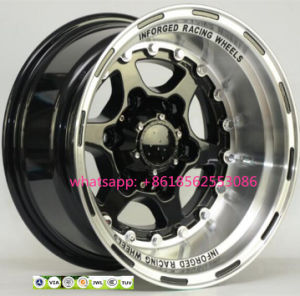 Aluminum Alloy Wheels 15*10 PCD6*139.7 Et-44 Inforged Racing Wheels pictures & photos