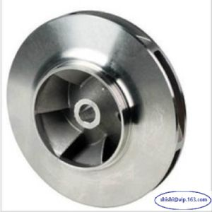 Stainless Steel Investment Casting Pump Impeller (machining part) pictures & photos