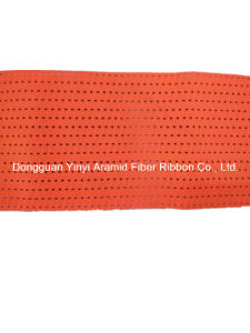 100mm-150mm High Strength Elastic Webbing for Health Waistband pictures & photos