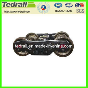Hot-Selling Wagon Bogie K1 Axle Load 25t pictures & photos