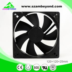 Waterproof IP55 IP6812V DC 120mm X 25mm New Case Fan
