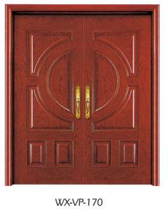Wooden Door (WX-VP-170) pictures & photos