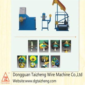 Automatic Wire Coiling Binding Machine pictures & photos