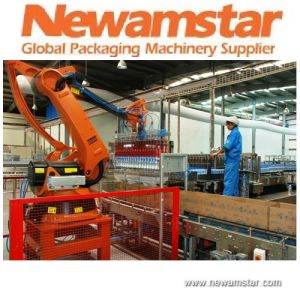 Newamstar Automatic Robot Palletizing Machine pictures & photos