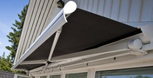 CE Marked Aluminum Arm Awning