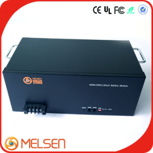Lithium Ion Battery 50/100ahlifepo4 48V/24V UPS System pictures & photos