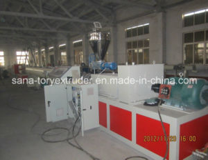 Plastic Extruder Machine PP-R Pipe Extrusion Line pictures & photos