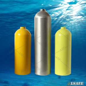 Professional Deepsea Aluminum Oxygen Tank for Diving pictures & photos