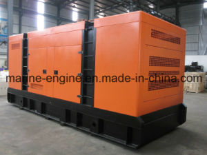 400kVA/320kw Trailer Type Cummins Diesel Genset with 4 Wheels pictures & photos
