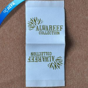 Factory Customized Garment Woven Label pictures & photos