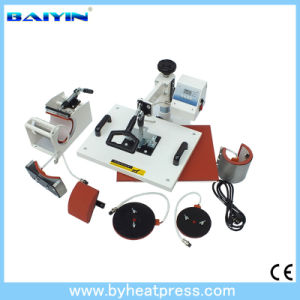 Sublimation Transfer Heat Press Machine 8 in 1