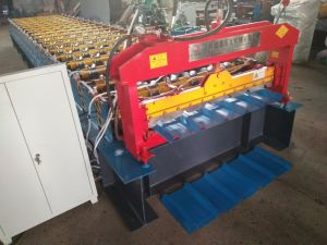China Roof Roll Forming Building Machine pictures & photos