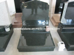 Green Galaxy Granite Russia Style Memorial Monument/Tombstone