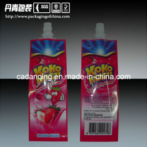 Food Packaging, Juice Packaging, Sachet with Spout, Doypack pictures & photos