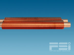 Folding High Copper Finned Tube 818 pictures & photos