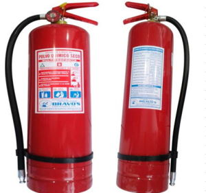 10kg ABC Dry Powder Fire Extinguisher Chile Style pictures & photos