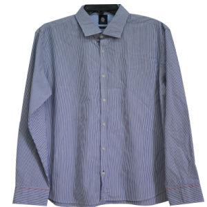 Xdl15022 Men′s Business Look Long Sleeve Shirt