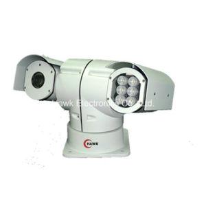 100m 1080P White Light HD IP PTZ Camera (HW-PT01-Q-HD)