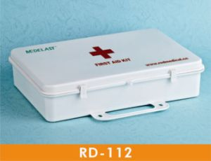 First Aid Boxes (RD-112) ABS/PP Material pictures & photos