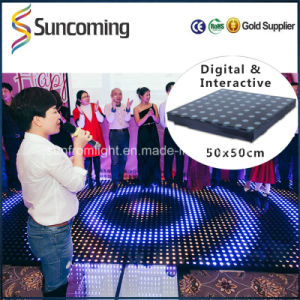 KTV DJ Lighting IP65 Outdoor Interactive LED Dance Floor pictures & photos