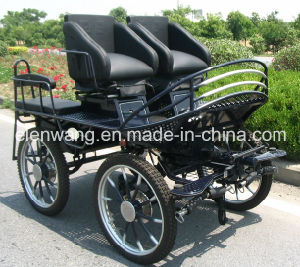 Marathon Coach Horse Cart (GW-HC13-4#) pictures & photos