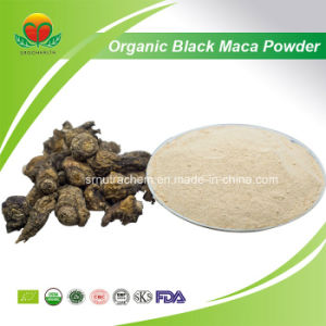 High Quality Organic Black Maca Powder pictures & photos