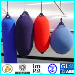 Customized Sizes Pneumatic PVC Boat Fenders pictures & photos
