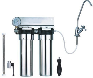 Stainless Steel Under-Sink Water Filter (RY-SS-5) pictures & photos