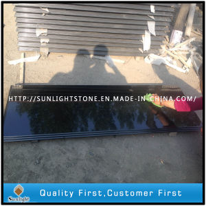 Absolute Shanxi Black Granite Kitchen Countertops pictures & photos