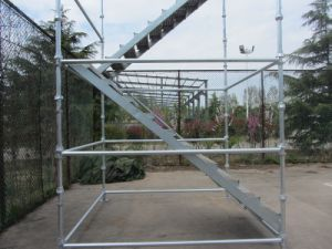 Types of Scaffolding Cuplock (FF-C003) pictures & photos