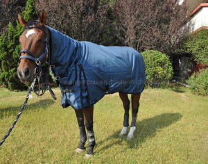 1680d Poly, Water-Proof and Breathable Turnout Combo Heavy Denier, Horse Rug, Horse, Horse Product, Horse Riding (NEW-02) pictures & photos