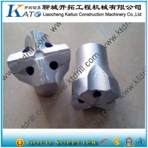 Cross Type Bit for Furnace Tapping Drill Bit T38 R32 pictures & photos