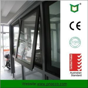 Aluminum Crank Window with Single Glass pictures & photos