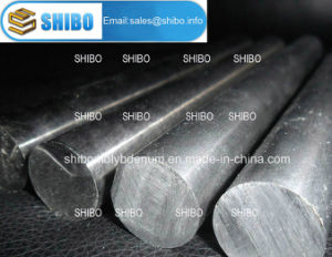 Ground Molydenum Rods for High Temperature Furnace pictures & photos