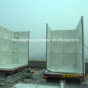 Fiberglass FRP/SMC/ GRP Sectional Water Storage Tank pictures & photos