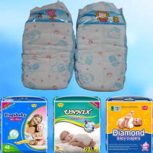 Baby Diaper With Leak Guard pictures & photos