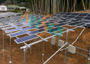 Solar Ground Mouting Bracket Solar System pictures & photos