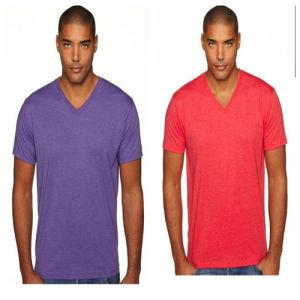 Promotional Plain Blank T-Shirt pictures & photos