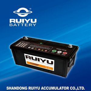 High Quality 12V Rechargeable Batteries Exide Battery pictures & photos