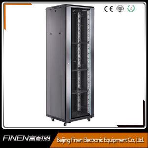 China Factory Server Rack 19′′ 18u Floor Standing Network Cabinet pictures & photos