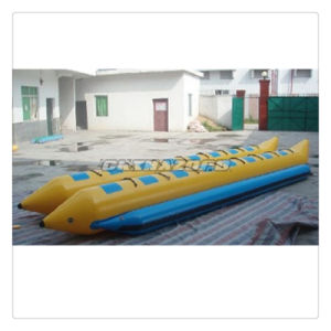 Large Size Double Row 16 Seats Inflatable Banana Ship Good Sale pictures & photos