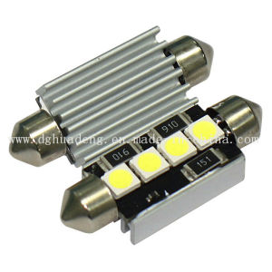 T10 Canbus Car Light (T10*39-4SMD-5050)