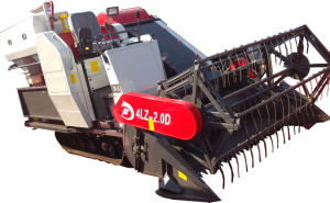 Rice and Wheat Combine Harvester pictures & photos