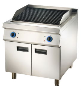 Electric Lava Rock Grill Cabinet (LECB-9C/7C) pictures & photos