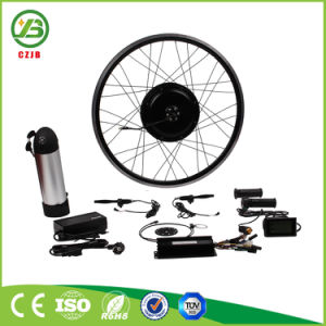 Czjb China 48V 1000W Electric Front Wheel Bike Conversion Kit pictures & photos