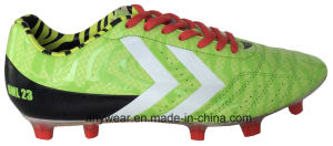 Children Soccer Football Boots Junior Shoes (415-7466) pictures & photos