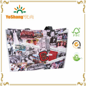 Customized Lamination PP Non Woven Shopping Bag pictures & photos