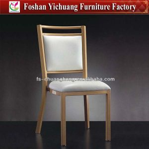Modern European Style Leather Dining Chair (YC-B68) pictures & photos