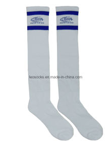 Men Football Sport Nylon Soccer Socks (DL-SP-37) pictures & photos